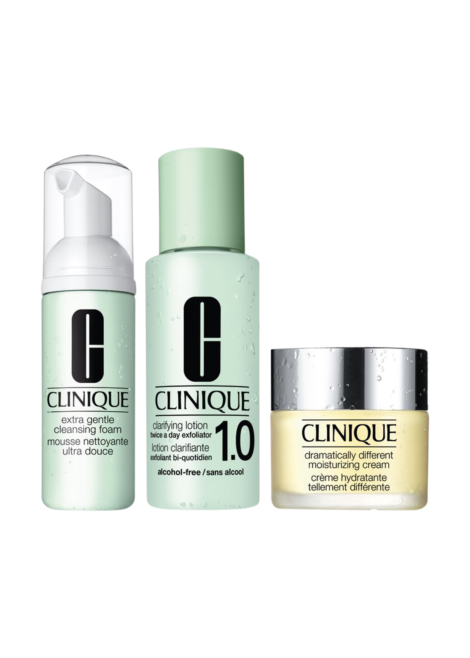 Clinique, Extra Gentle Intro Kit image number 0