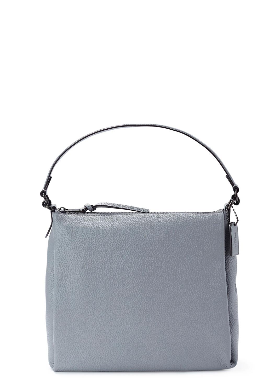 soft pebble leather shay shoulder bag image number 0