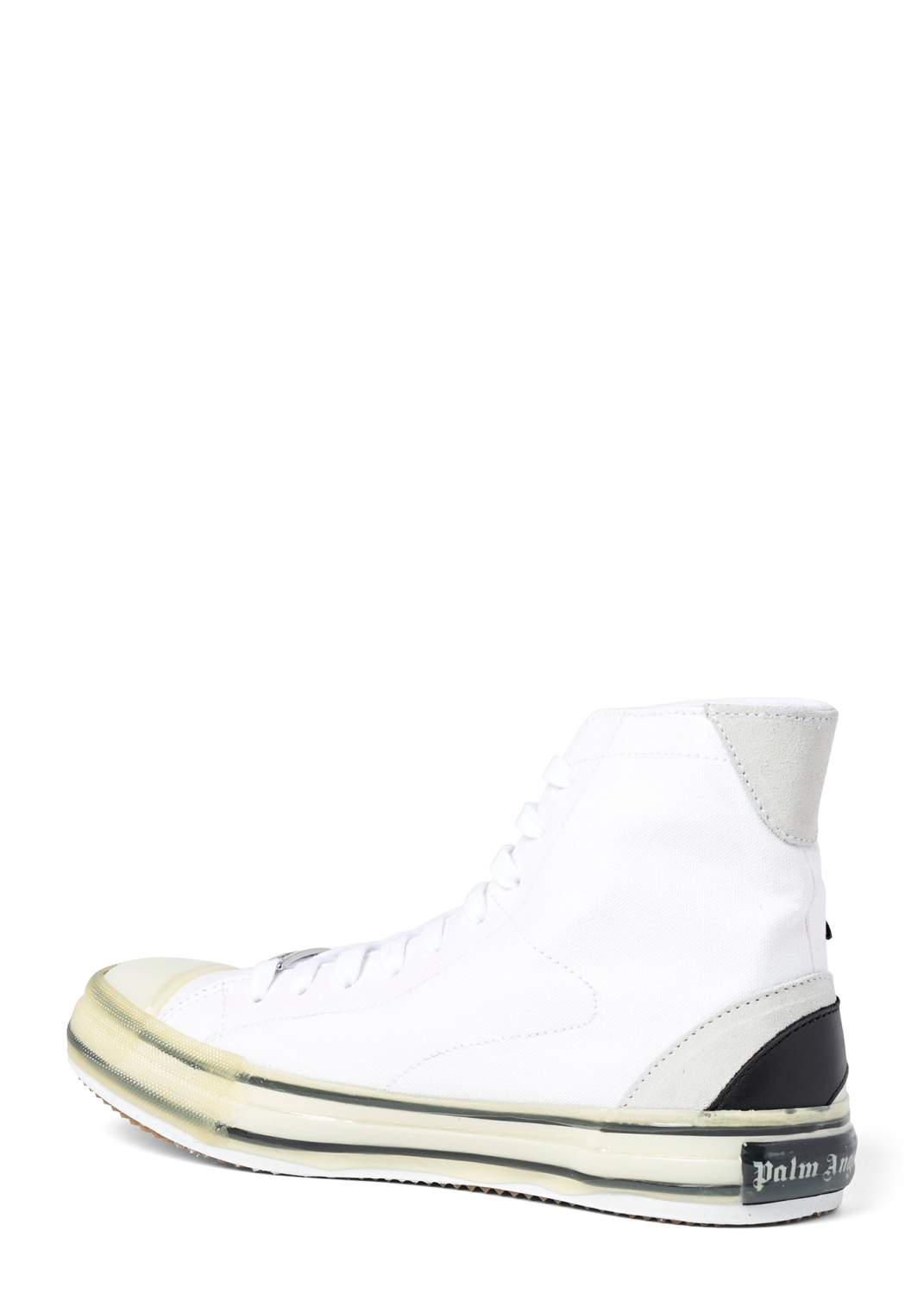 VULC PALM HIGH TOP WHITE BLACK image number 2