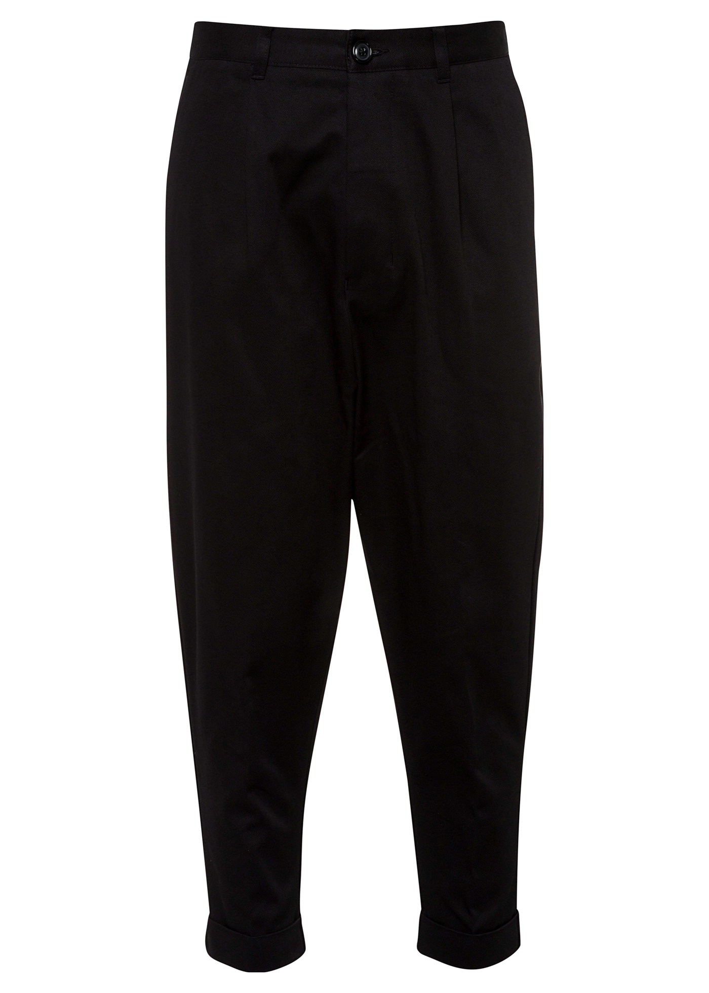 CARROT CHINO TROUSERS image number 0