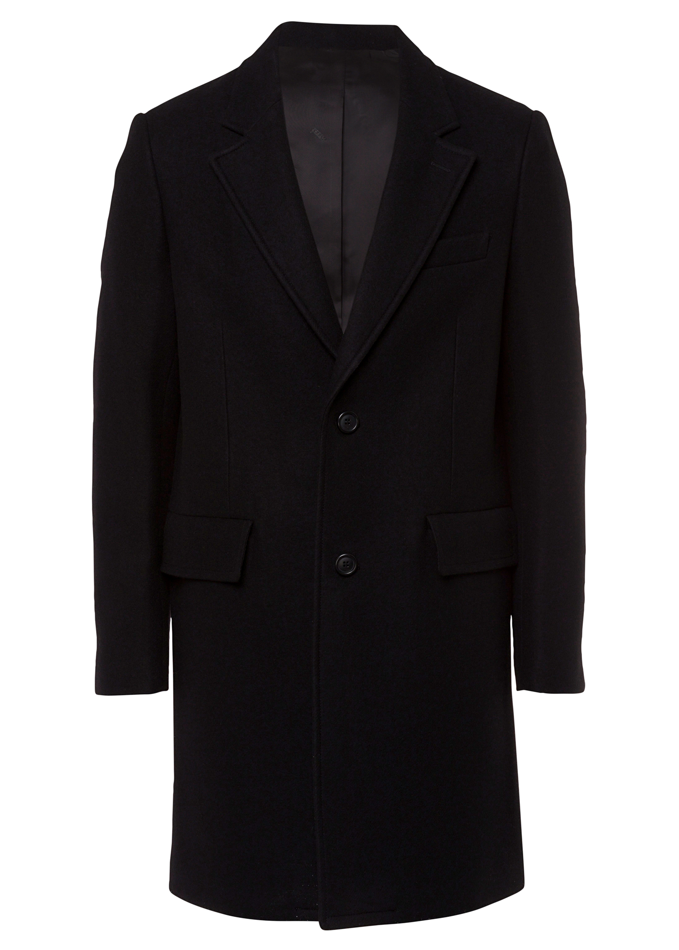 TWO BUTTONS COAT image number 0