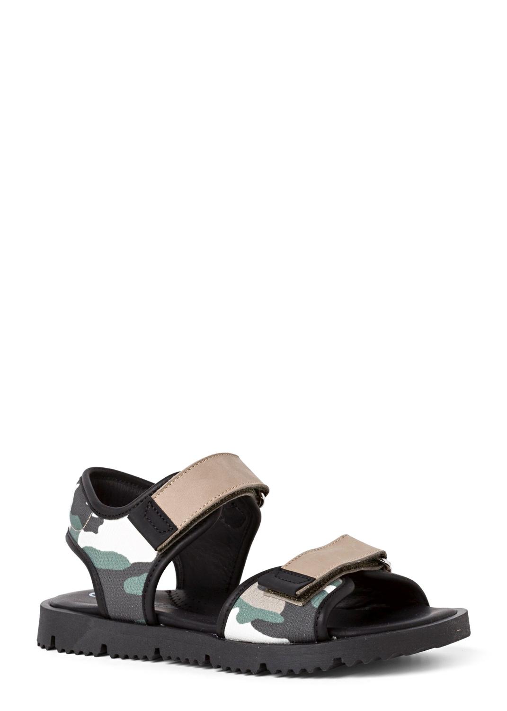 Camo Velcro Sandal image number 1
