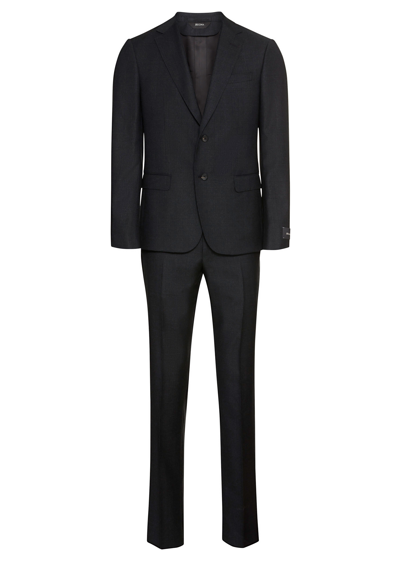 110'S WOOL SUIT image number 0