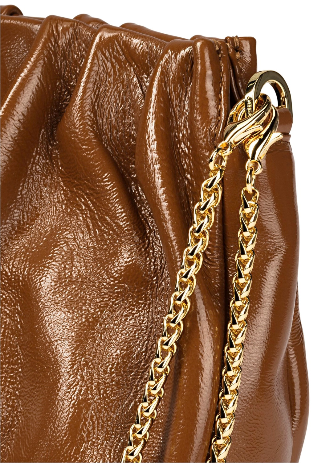 Square Vague Patent Lambskin Crossbody image number 2