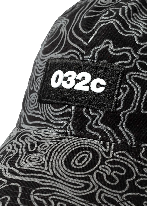 TOPOS PRINT CAP BLACK image number 1