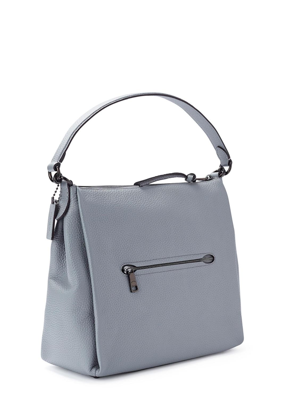 soft pebble leather shay shoulder bag image number 1