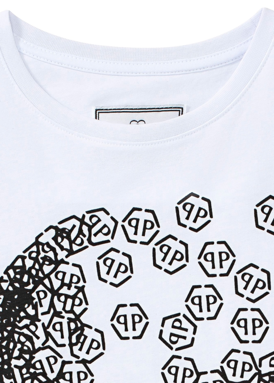 Skull T-shirt Round Neck SS image number 2