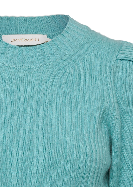 Ladybeetle Draped Sweater image number 2