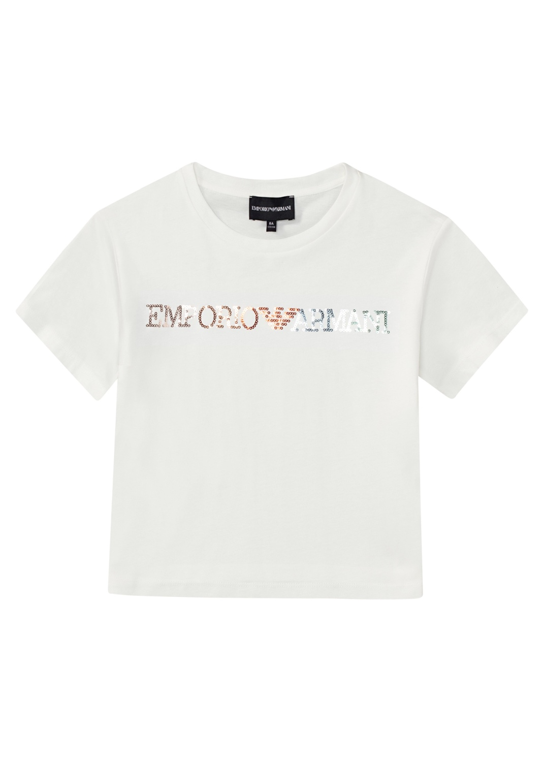 EMPORIO ARMANI Tee image number 0
