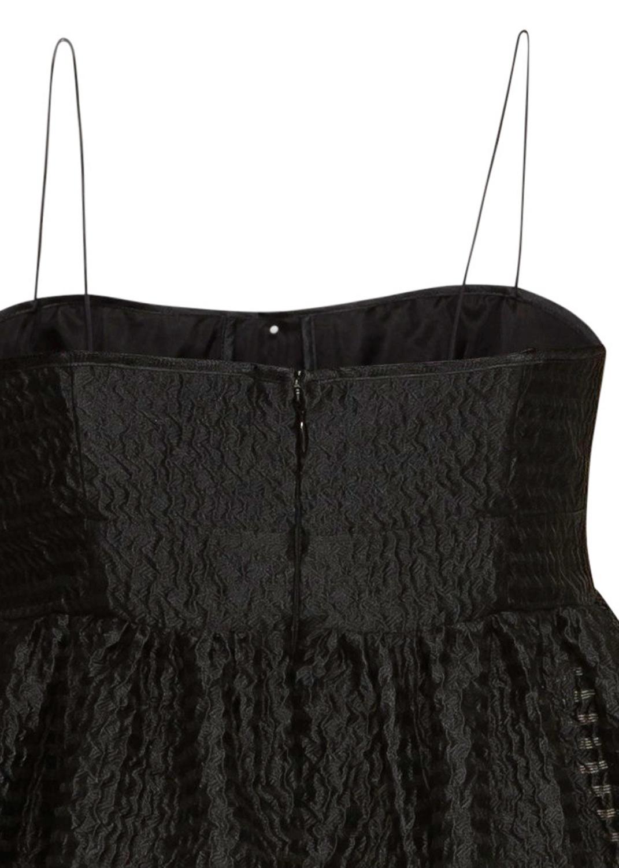 BANDEAU DRESS WITH GATHERED POCKETS image number 3