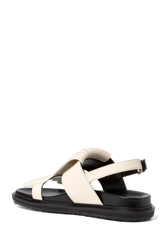 5_Flat Fringes Sandal Nappa image number 2