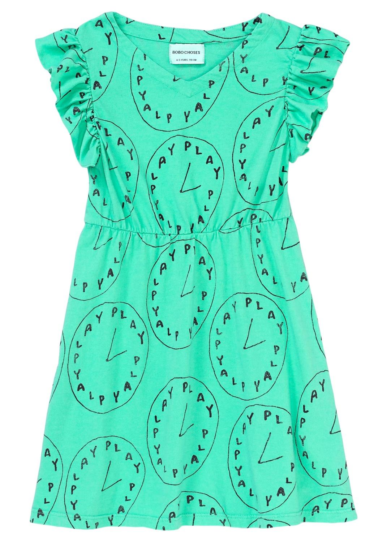SS Playtime AOP Jersey Dress image number 0