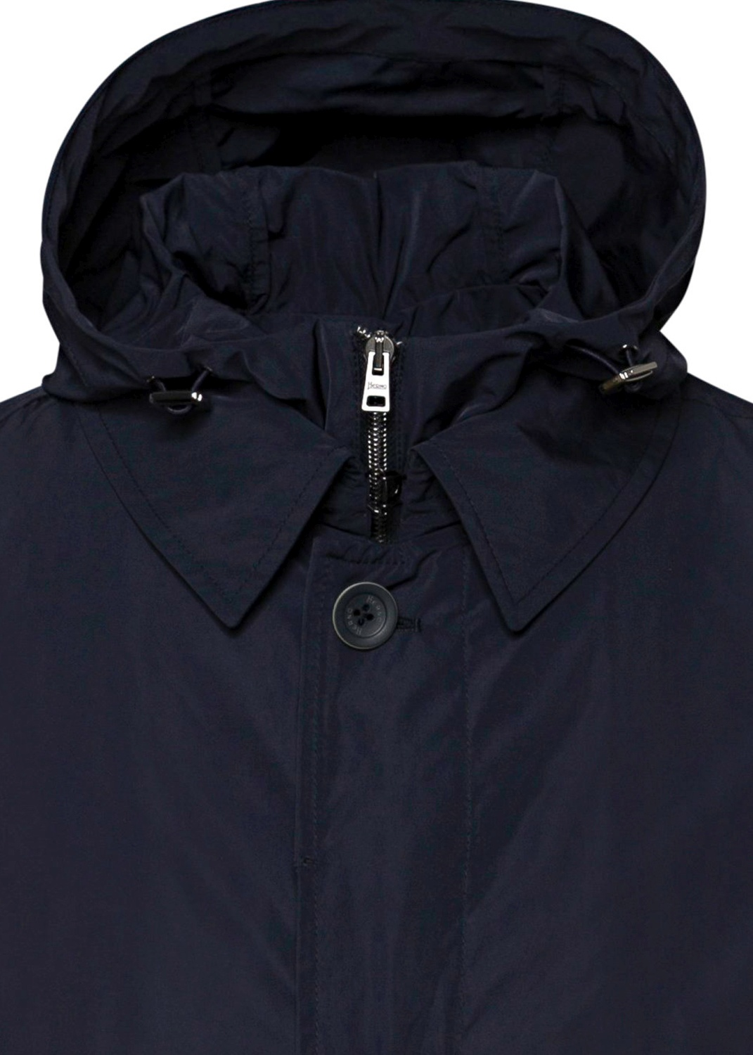 Men's Woven Raincoat image number 2