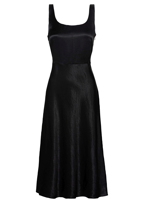 SLIM FITTED SLIP DRESS image number 0