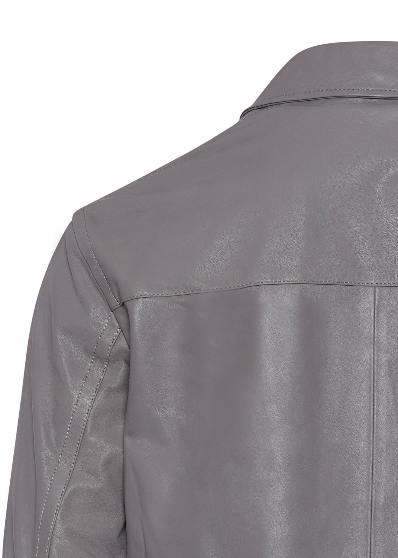 LTHR Zip Jacket image number 3