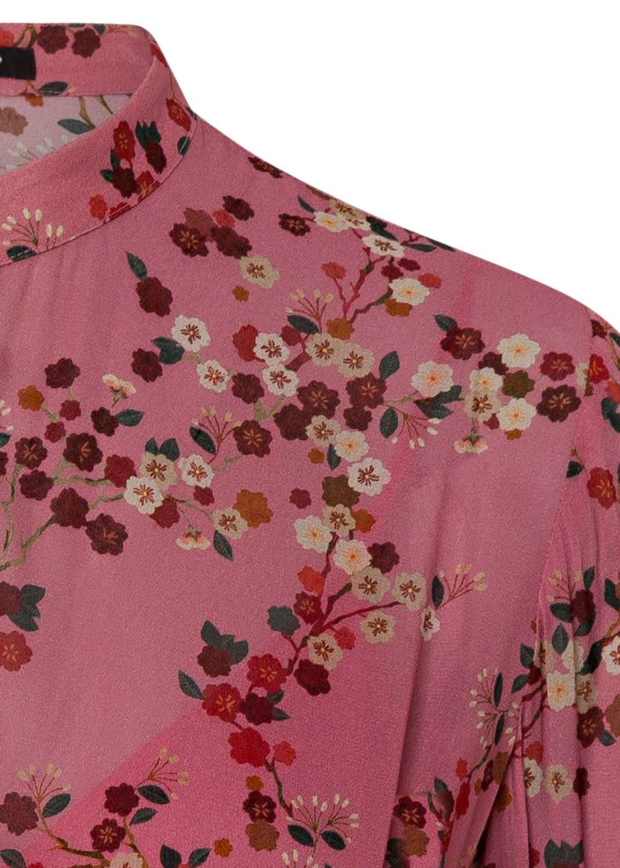Kleid mit Kirschblüten-Print image number 2