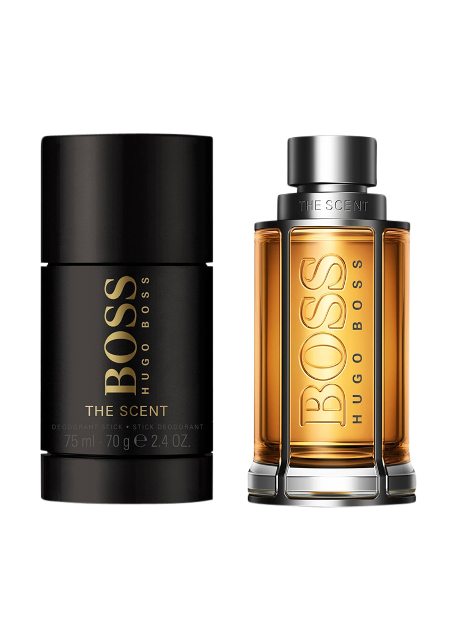 Boss The Scent EDT 50 + DEOST 75 image number 0