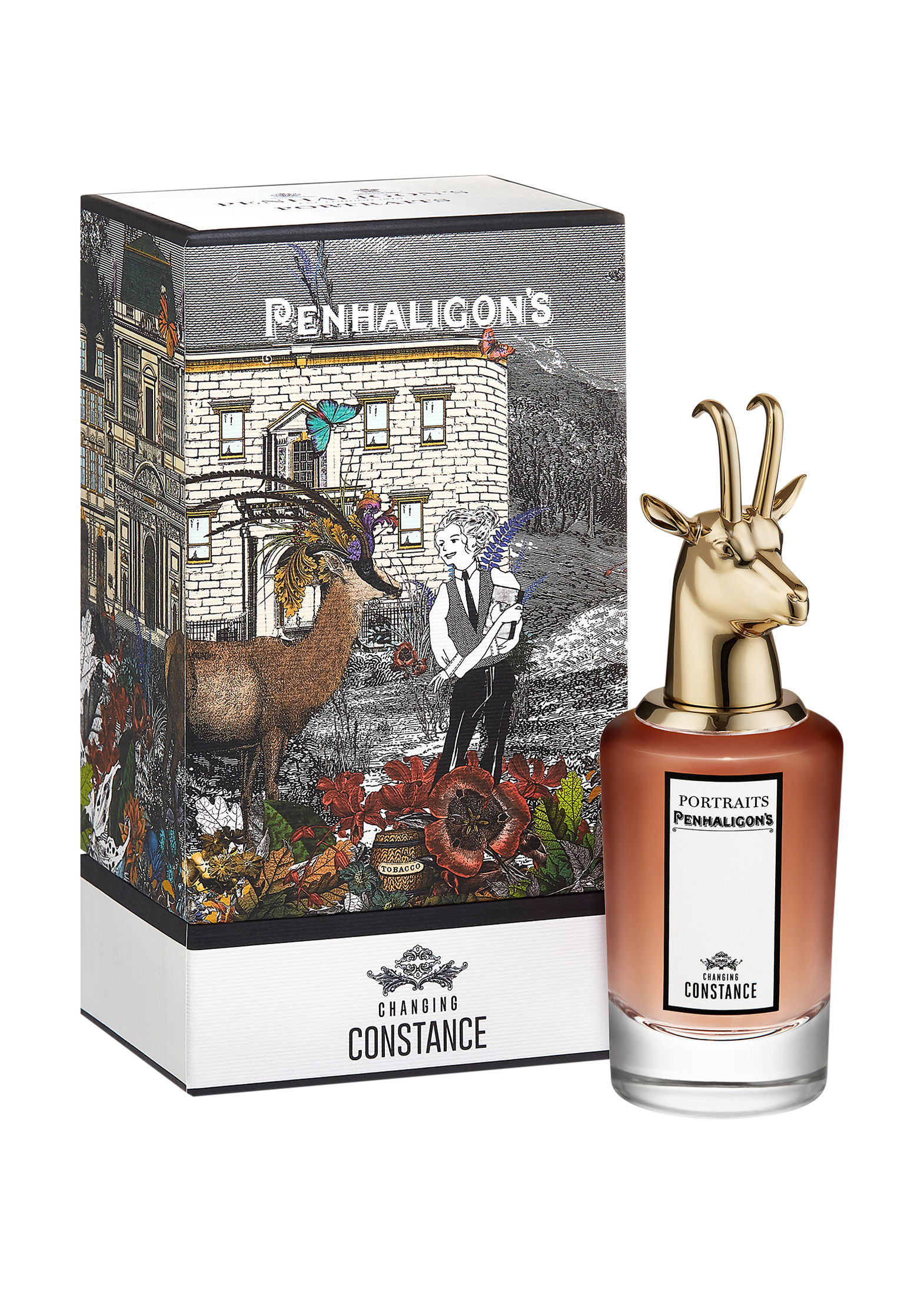PORTRAITS CHANGING CONSTANCE EDP 75ML image number 1