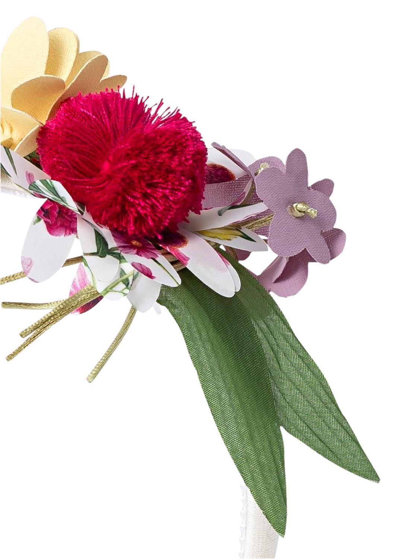 Flower Hairband image number 1
