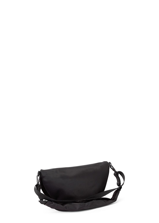 Hala Small Sleek Nylon Black image number 1