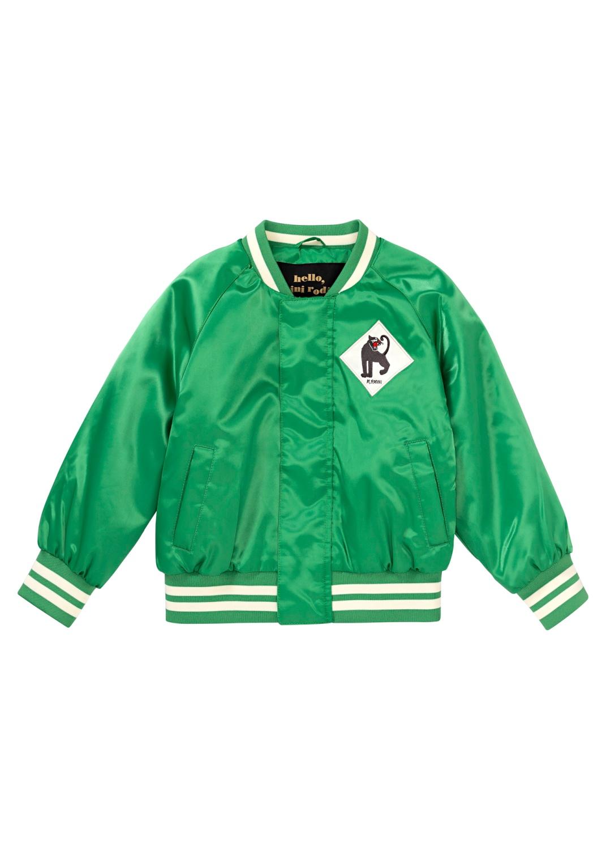 Panther baseball jacket image number 0