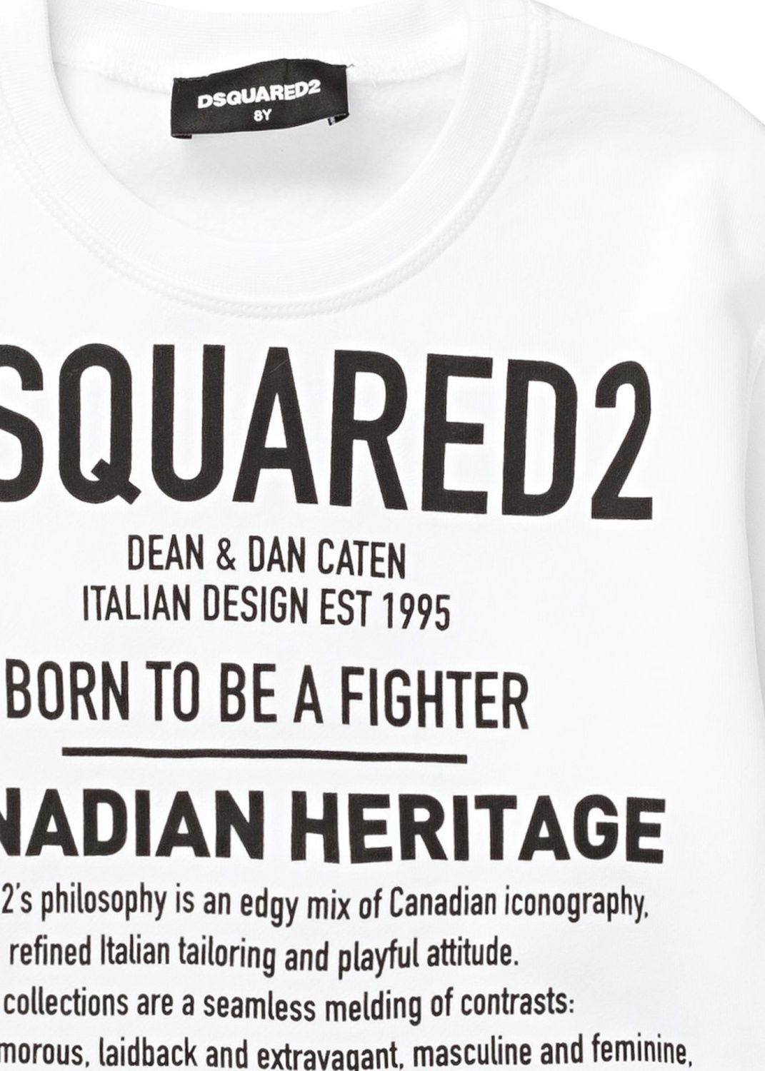 DSQUARED2 Crew Neck image number 2
