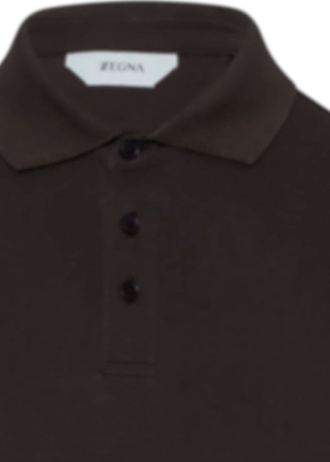 COTTON PIQUET STRETCH POLO image number 2
