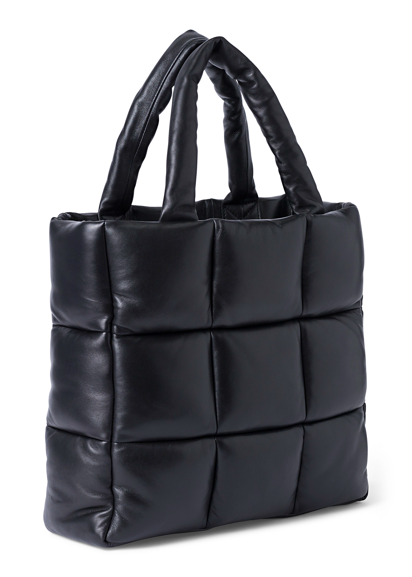 Assante Puffy Leather Bag image number 1