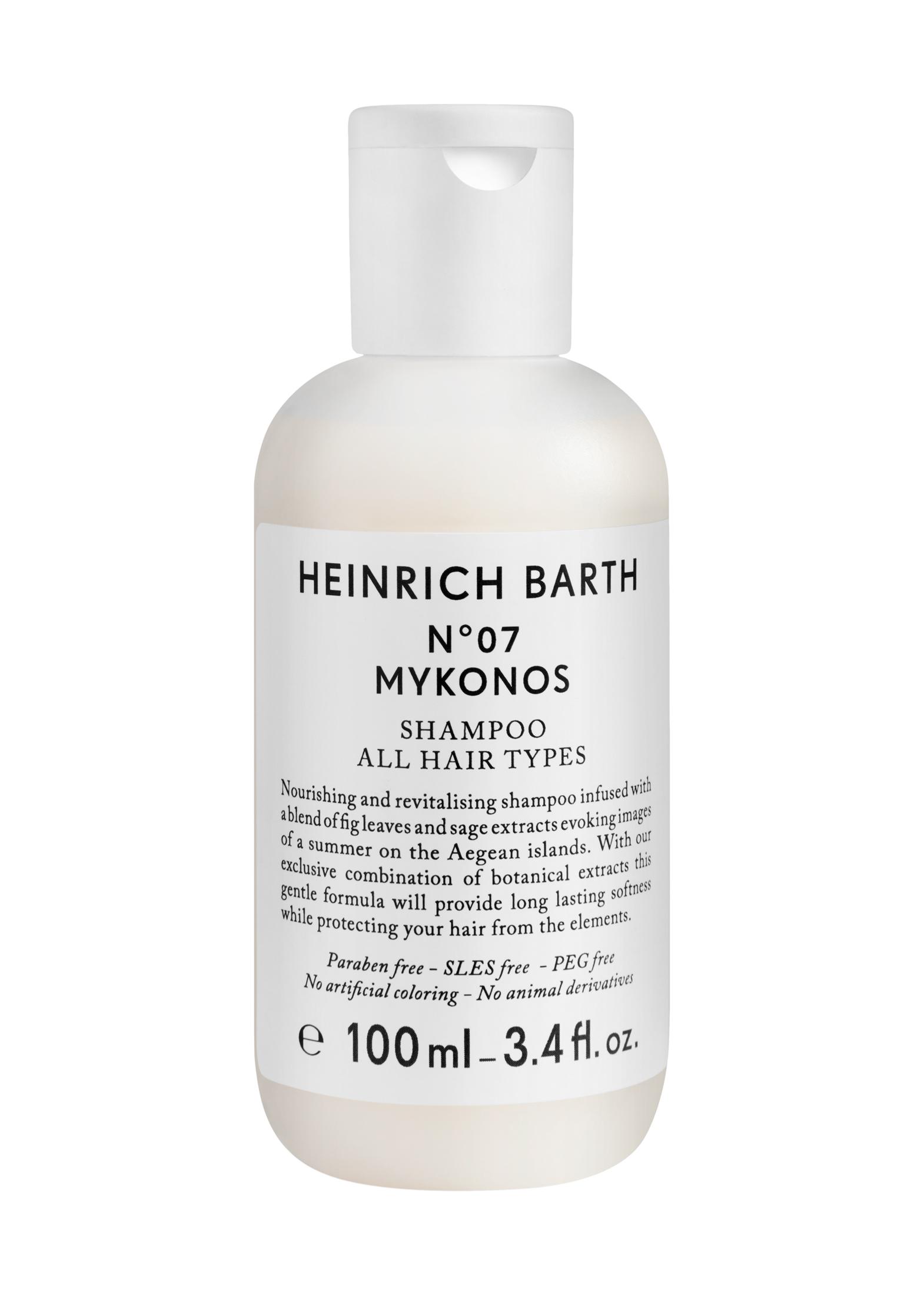 N. 07 Mykonos Shampoo image number 0