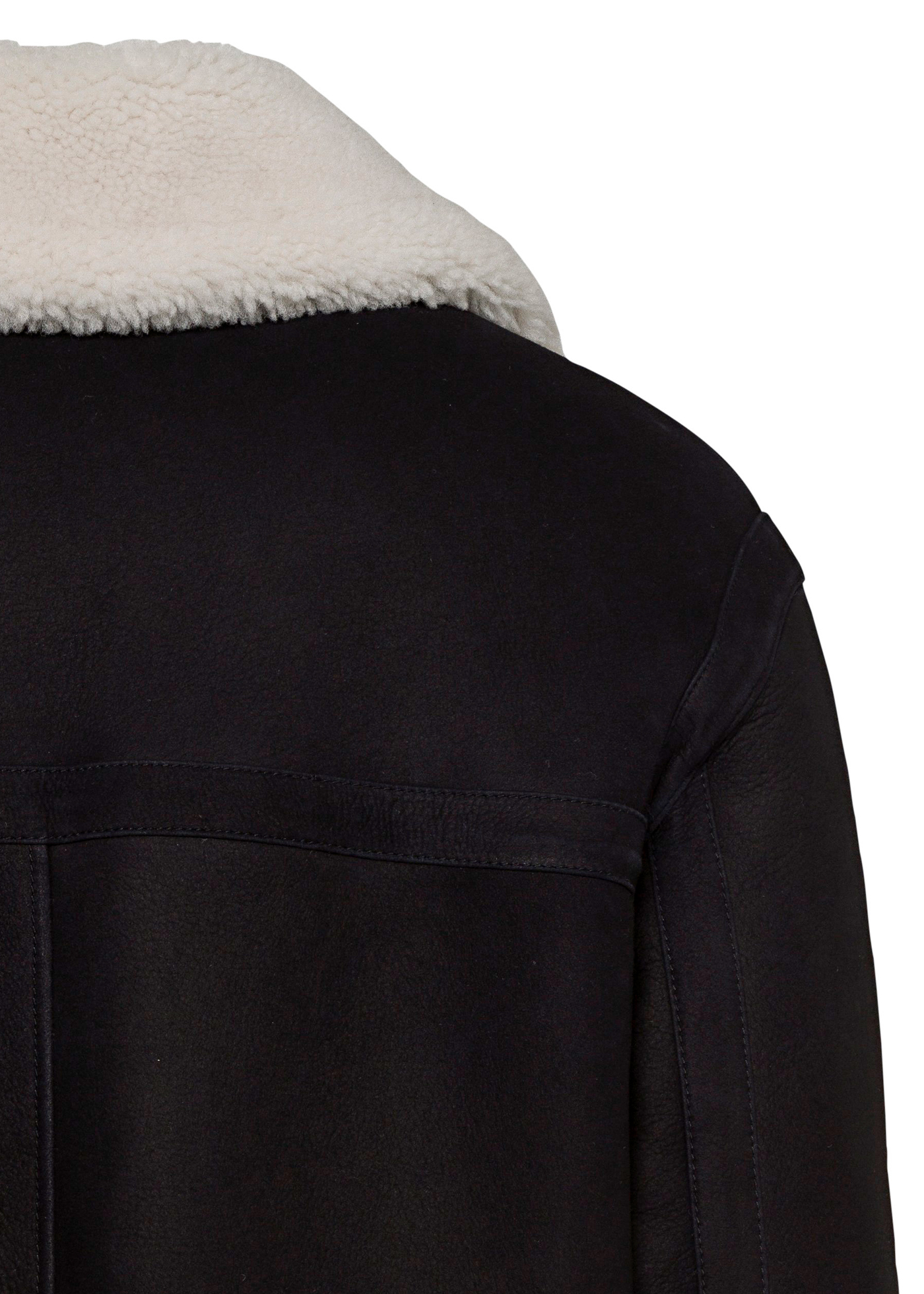 ARCHIVE SHEARLING JACKET image number 3