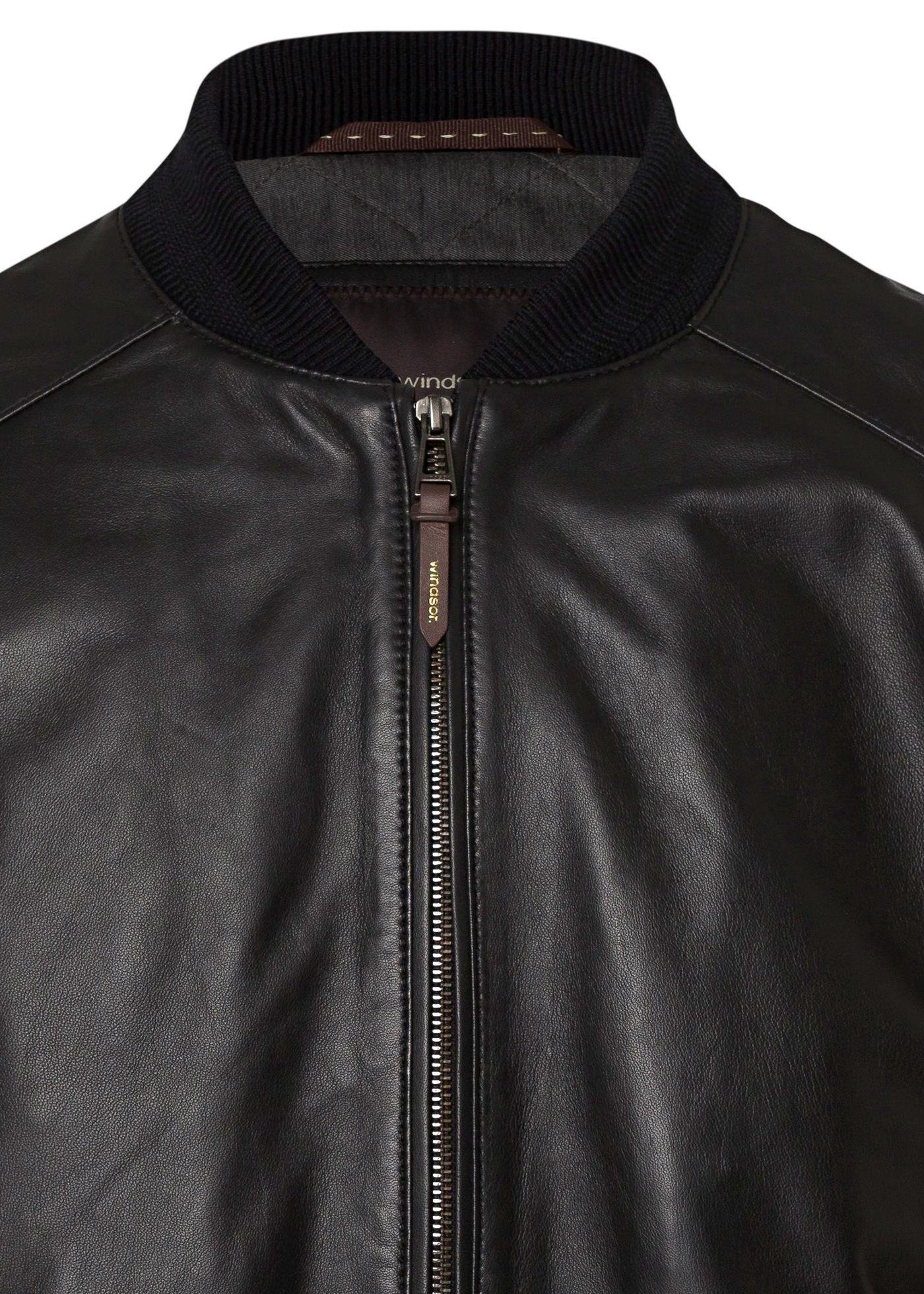 leather jacket Lavello L image number 2