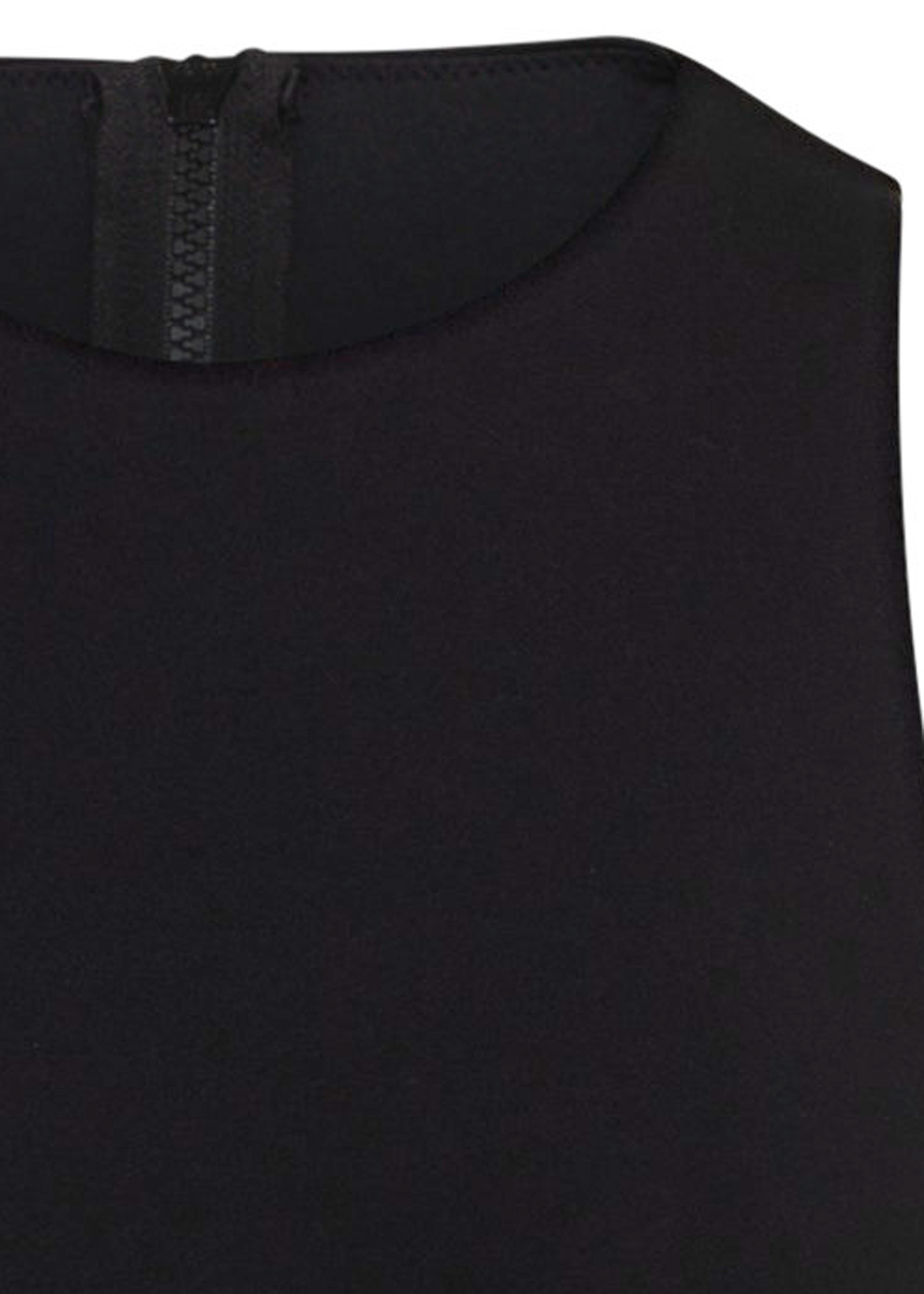 Active Multi Strap High Neck Maillot image number 2