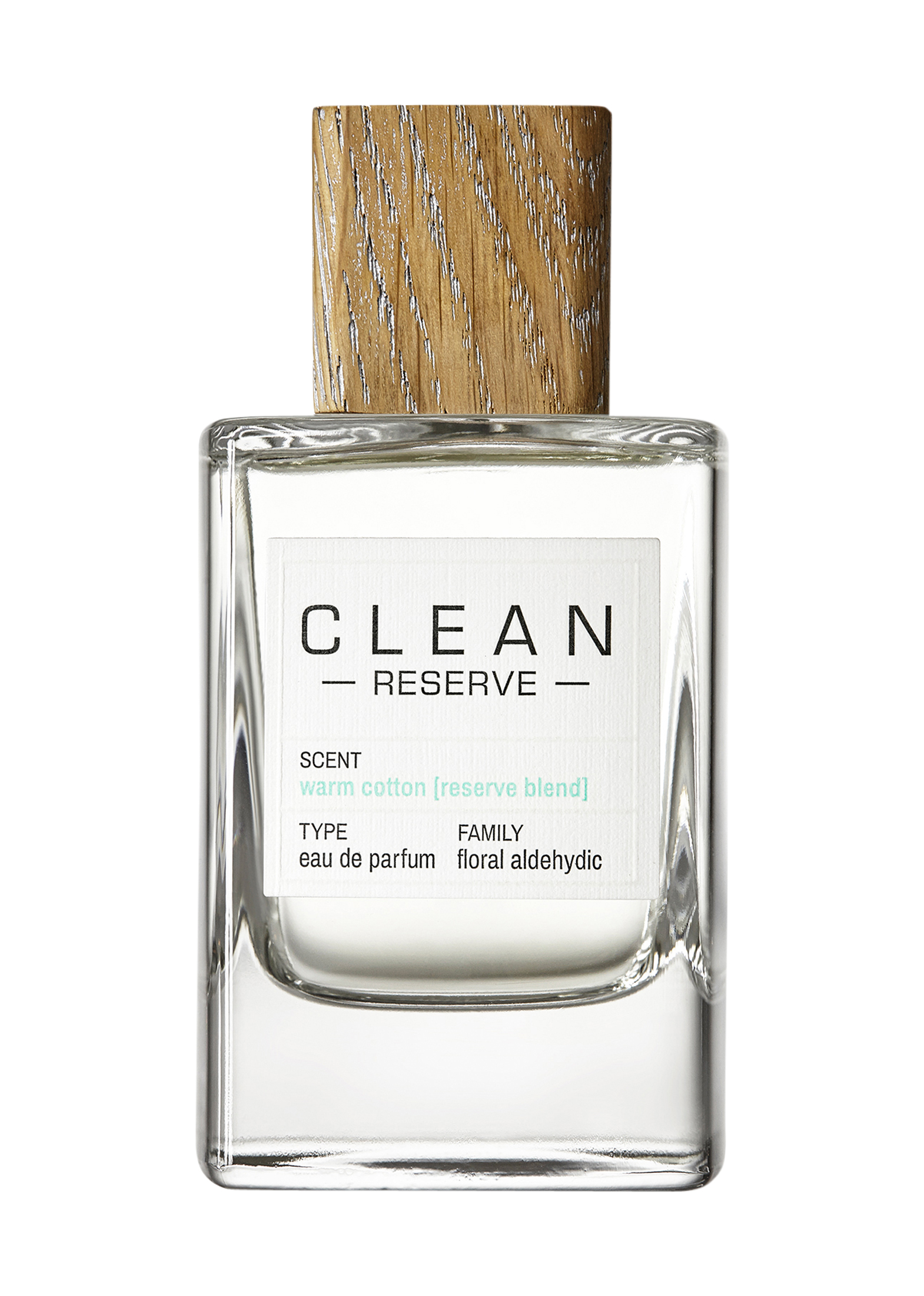 Clean, Blend Warm Cotton EdP 100ml image number 0