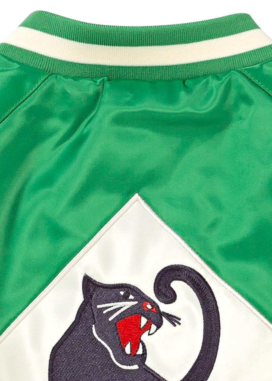 Panther baseball jacket image number 3