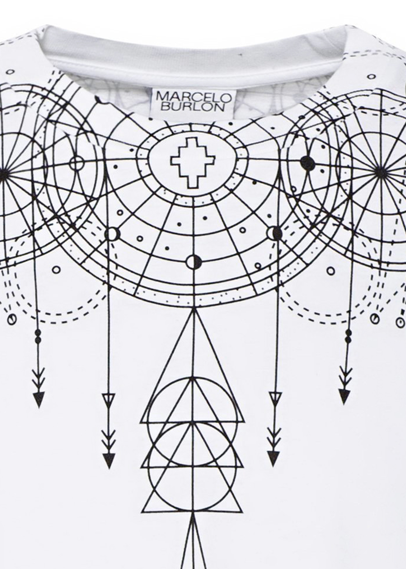 ASTRAL WINGS REGULAR T-SHIRT image number 2