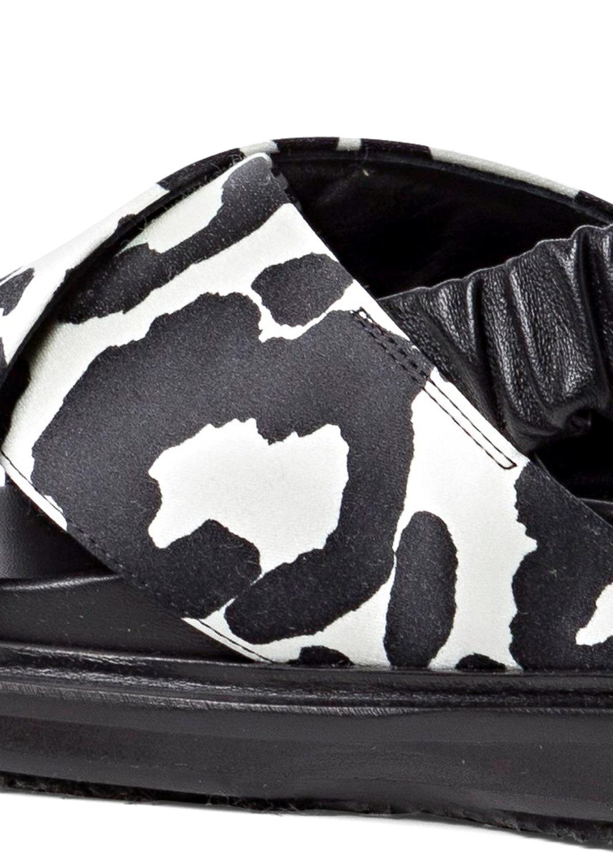 Fussbett Zebra Print image number 3