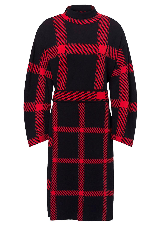 CLEAN LUMBERJACK DRESS image number 0