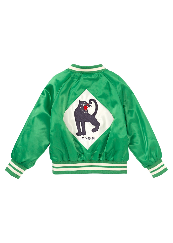 Panther baseball jacket image number 1