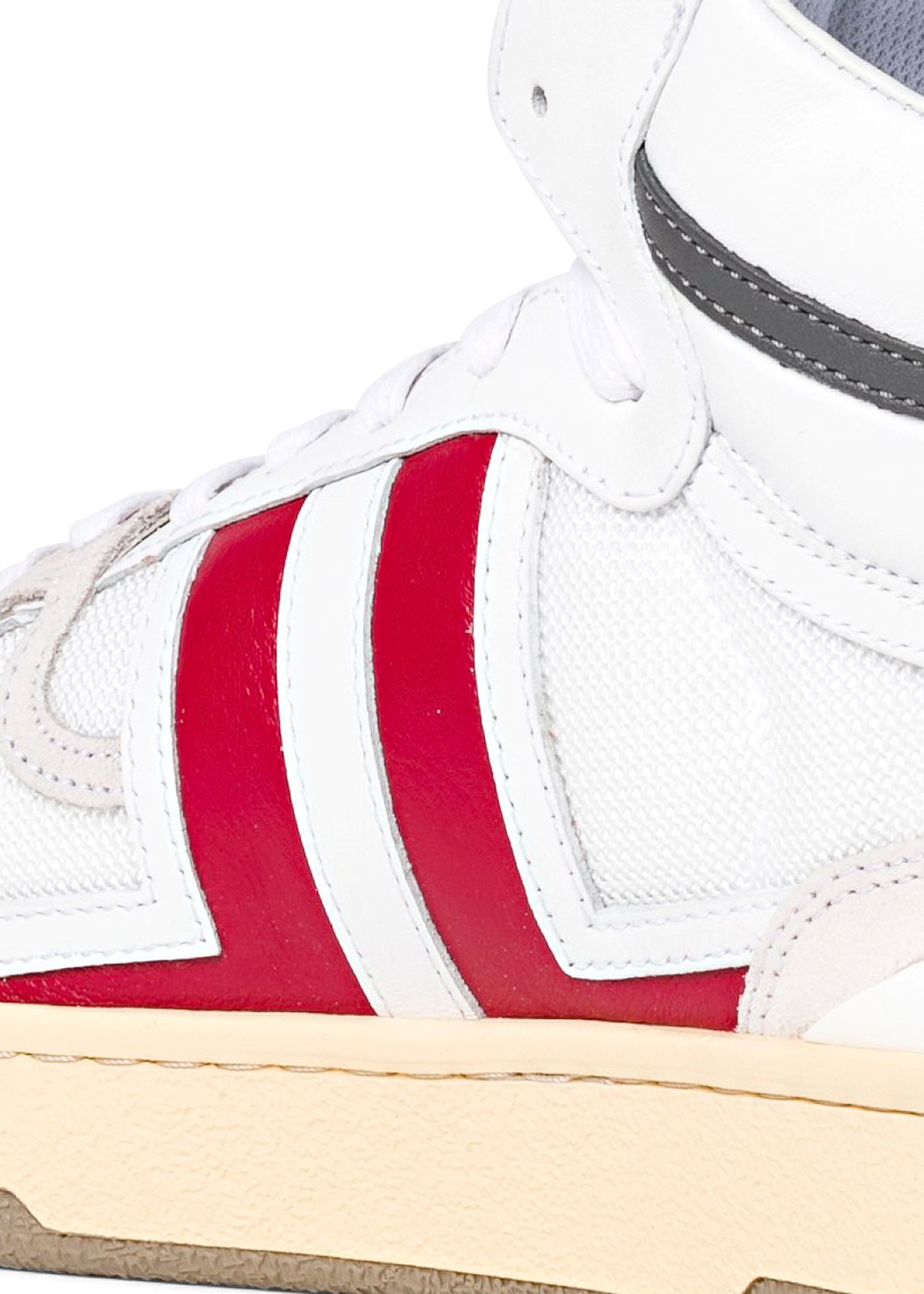 CLAY HIGH TOP SNEAKERS image number 3