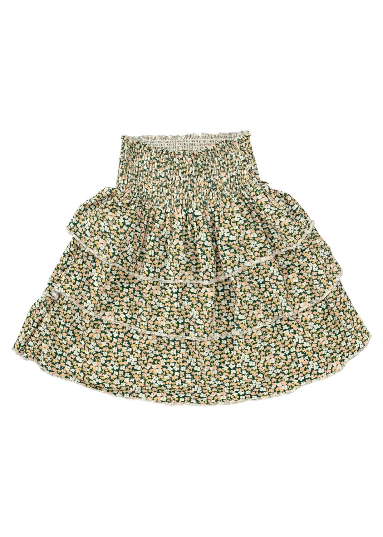 Miux Short Flower Skirt image number 0