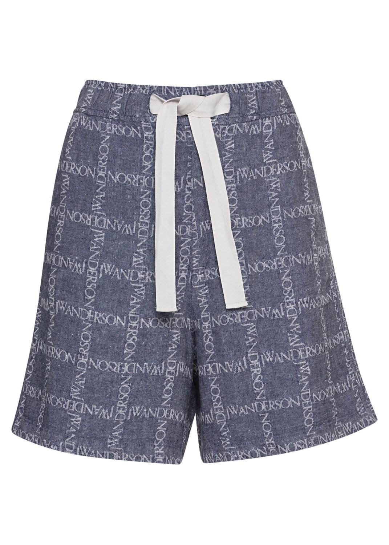 Oversized Shorts image number 0