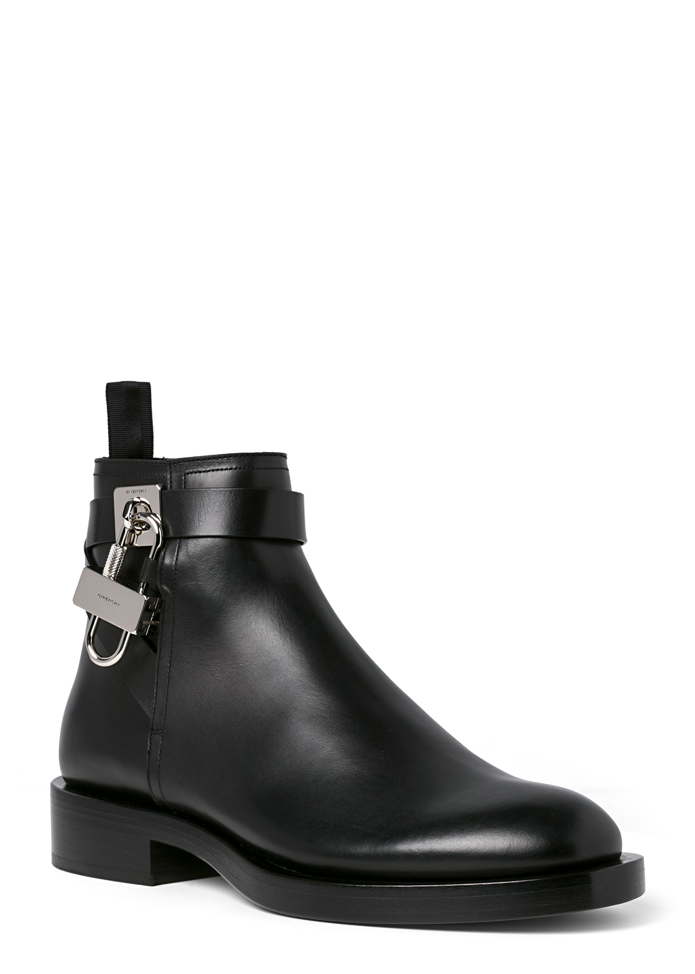 LOCK ANKLE BOOTS image number 1