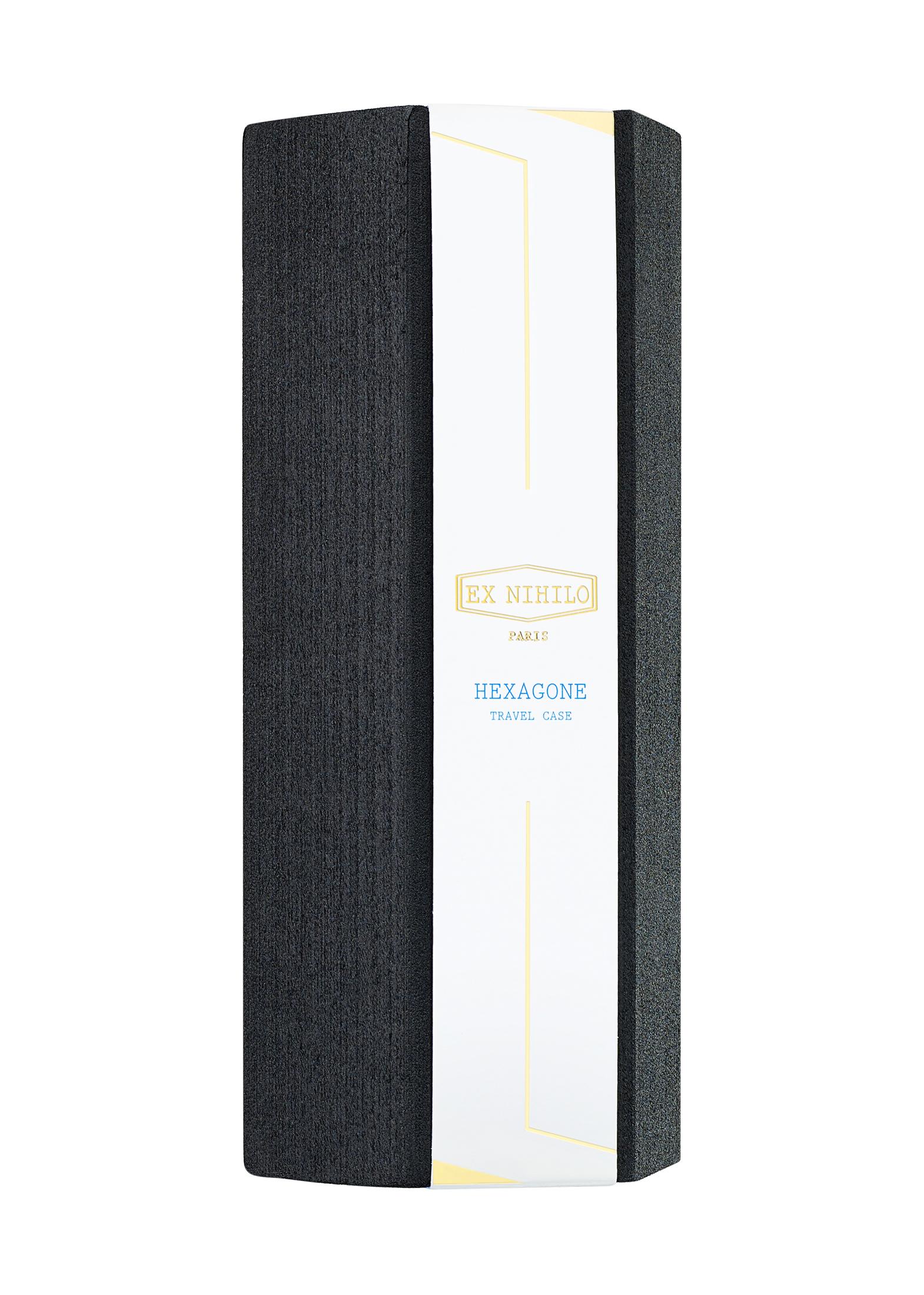 Travel Case Hexagone Black Edition image number 1