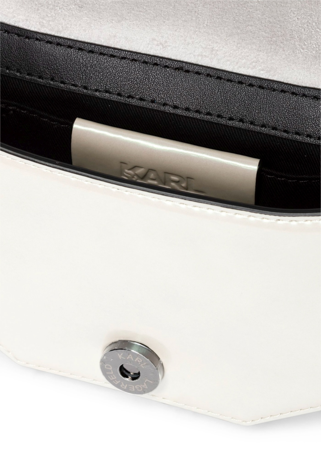 cyber choupette flap crossbody image number 3