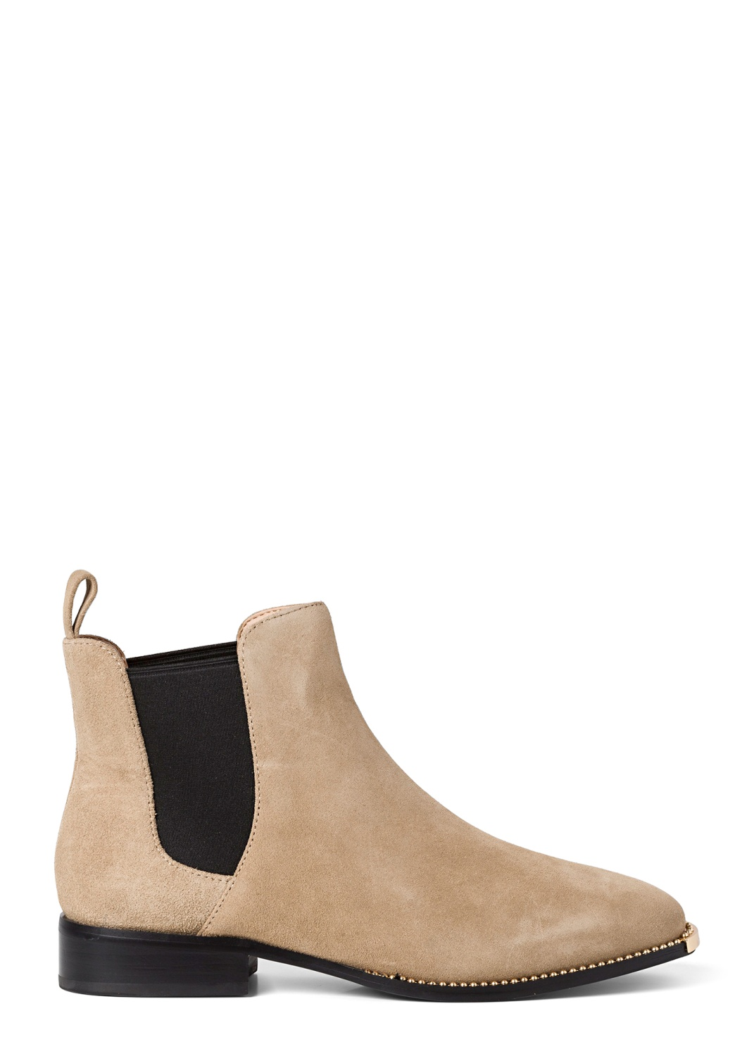 4_Nichole Chelsea Suede image number 0