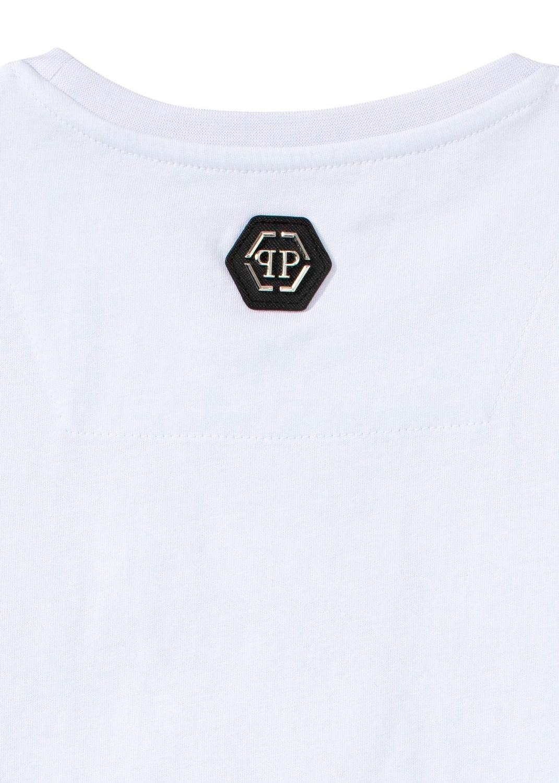 Logo T-shirt Round Neck SS image number 3
