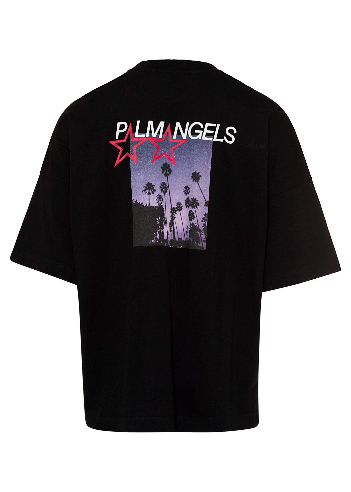STARS AND PALMS LOOSE TEE image number 1