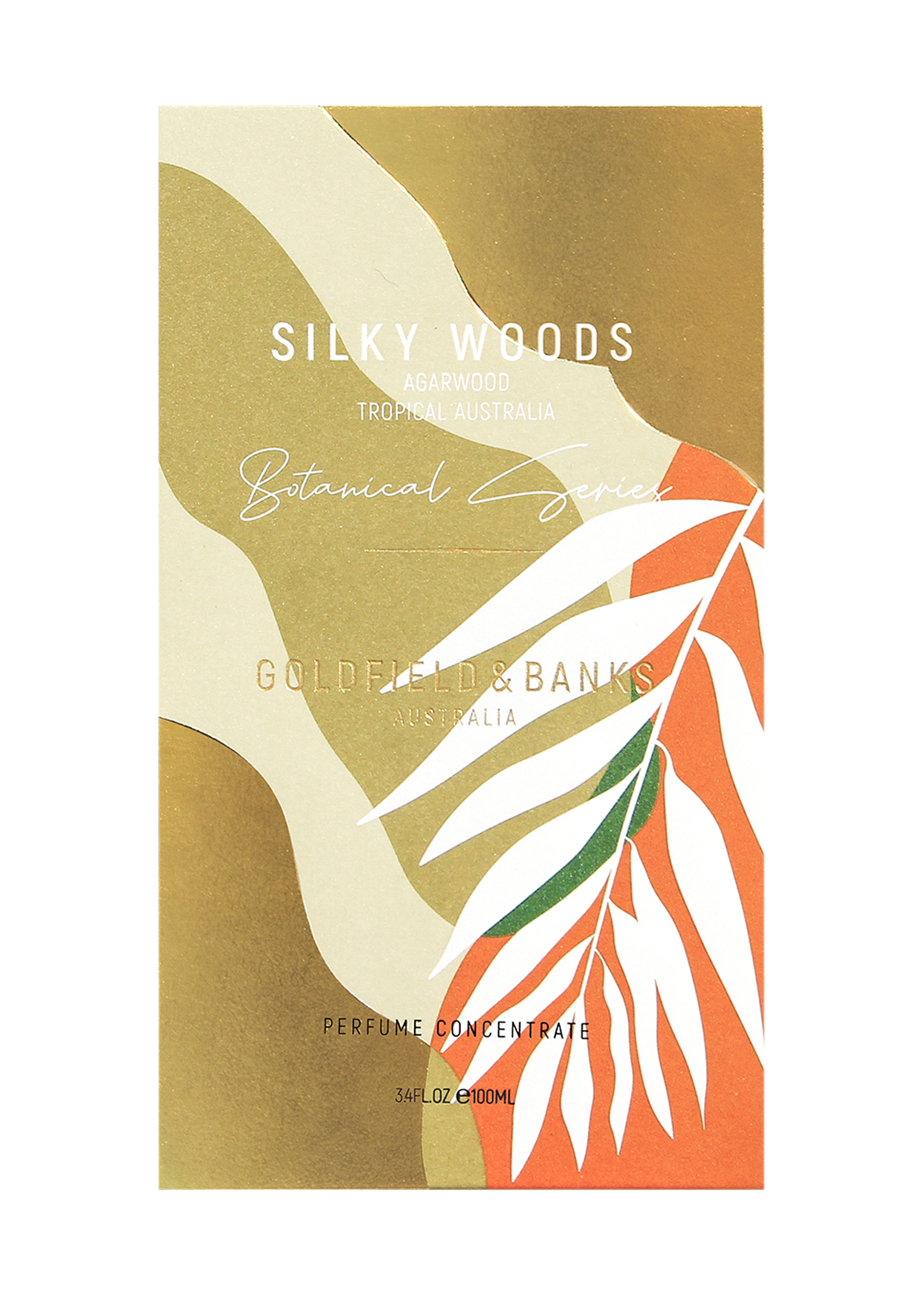 SILKY WOODS EDP 100ML image number 1