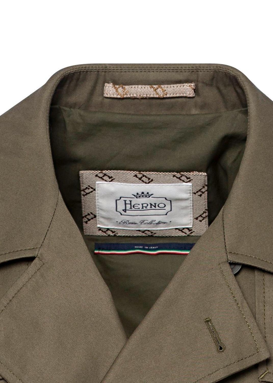 Men's Woven Raincoat image number 2