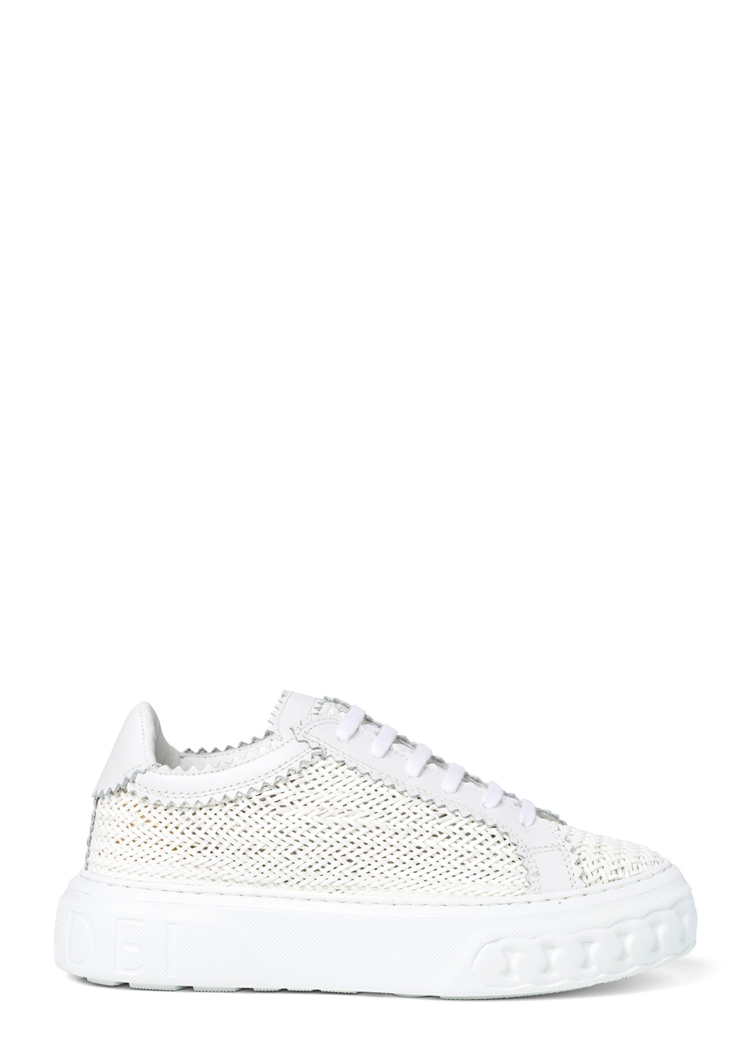 Woven Leather Sneaker image number 0